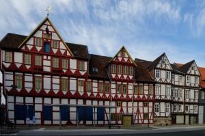 Kornmarkt Fachwerkhaus Alte Apotheke