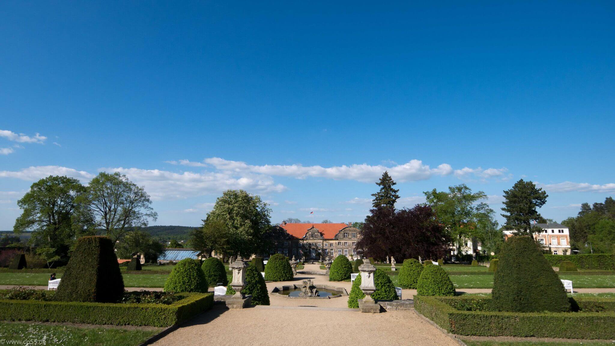 Blankenburg Schloss