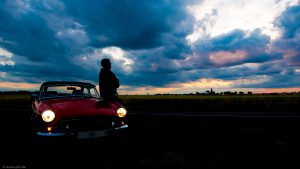 Sundown MGB
