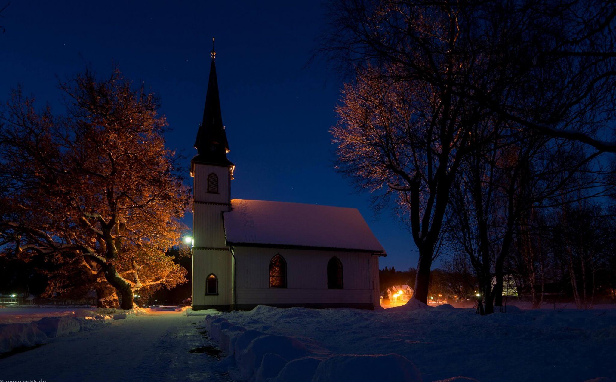 Kirche in Elend