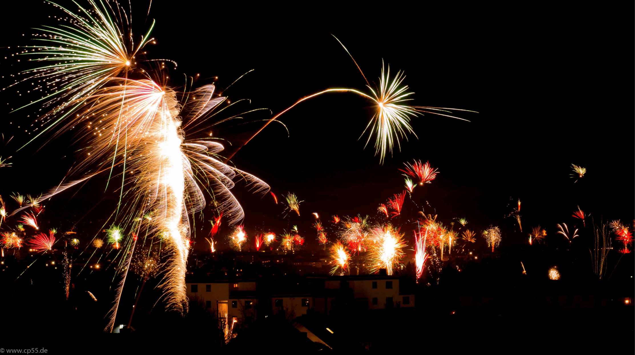 Silvester über Wolfenbüttel