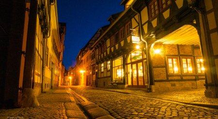 Das Gebäude gehört zum UNESCO-Weltkulturerbe und ist im Quedlinburger Denkmalverzeichnis als Wohnhaus eingetragen.