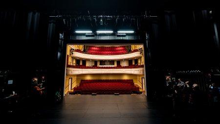 Lessingtheater Wolfenbüttel Bühnenblick