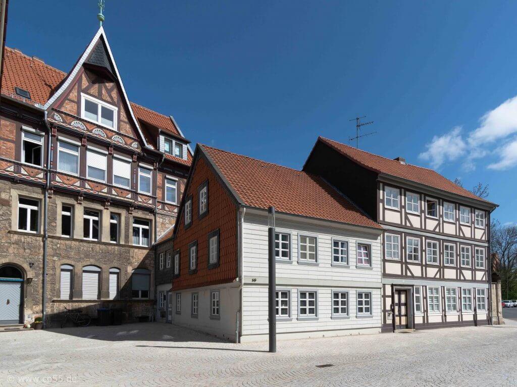 Fachwerk in Wolfenbüttel