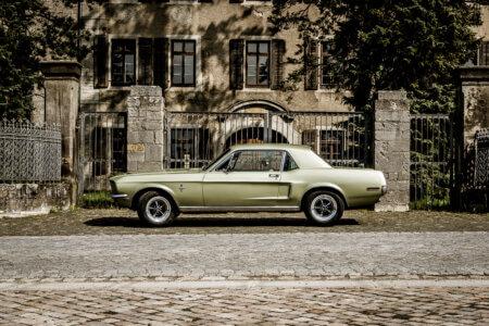 Mustang Lucklum