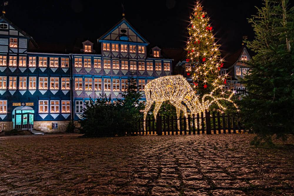 Rathaus Wolfenbüttel Elch